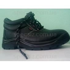 Ботинки рабочие с металлическим носком Seven Safety 357 S1