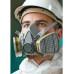 Полумаска защитная 3M 6200
