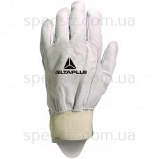 51FEDF Перчатки из текстурированного сафьяна