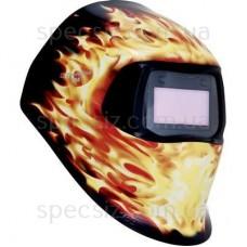 """Сварочная маска 3М 751220 Speedglas 100V """"Огненный"""", затмение 3 / 8-12"""