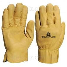52FEDFP Перчатки текстурированная воловья кожа с погружным кожевенным процессом