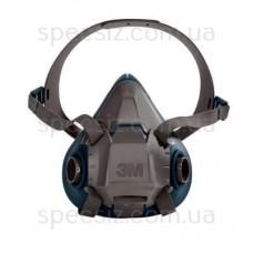 Полумаска 3М 6501 размер малый (S)