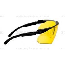 Очки защитные 3М 13228-00000M Максим PC поликарбонат, желтые DX