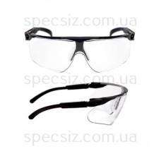 Очки защитные 3М 13229-00000M Максим PC поликарбонат, прозрачные DX