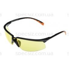 Очки защитные 3М 71505-00004M солус PC поликарбонат, желтые AS / AF