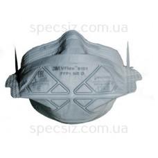 Респиратор 3М VFlex 9101 FFP1, без клапана