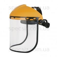 BALBI2 Щиток с креплением и с защитой лобной части головы