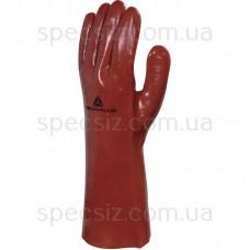 """BASF PVCC350 Перчатки ПВХ на хлопчатобумажной трикотажной основе """"джерси"""""""