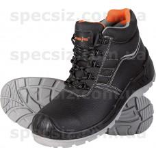 Ботинки рабочие с полимерным носком BCTITAN S3