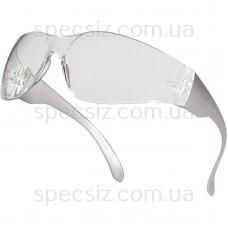 BRAVA2 CLEAR Очки из монолитного прозрачного поликарбоната