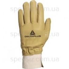 CBHV2 Перчатки водоотталкивающая текстурированная воловья кожа