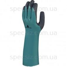 CHEMSAFE VV835 Перчатки с двойным нитрильным покрытием на полиамидной подкладке