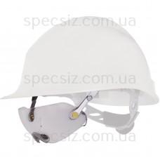 FUEGO Очки из монолитного прозрачного поликарбоната для использования с защитной каской