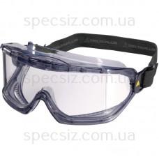 GALERAS Закрытые очки из прозрачного поликарбоната