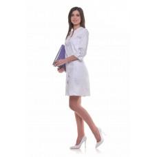 Медицинский халат 101 Белый