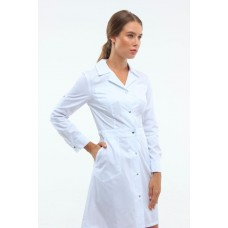 Медицинский халат 106 Белый