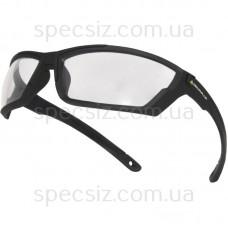 KILAUEA CLEAR Поликарбонатные очки с прозрачными линзами с антибликовым покрытием