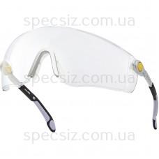 LIPARI2 CLEAR Очки из монолитного прозрачного поликарбоната