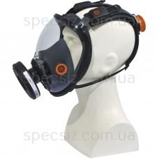 M9200 - ROTOR GALAXY Полнолицевая силиконовая маска с инновационной системой регулировки ROTOR®