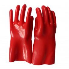 Перчатки резиновые диэлектрические класса 0