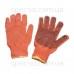 Перчатки рабочие с ПВХ точкой