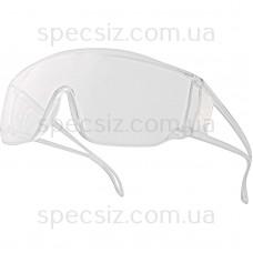 PITON2 CLEAR Очень легкие очки из монолитного прозрачного поликарбоната