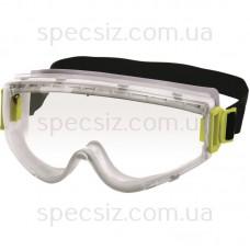 SAJAMA Закрытые очки из прозрачного поликарбоната