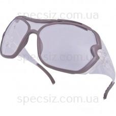 TAMBORA CLEAR Открытые панорамные очки с прозрачной линзой из ударопрочного поликарбоната.