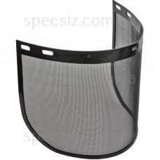 VISORG Набор из 2 защитных экранов-сетки с металлической гибкой оправой