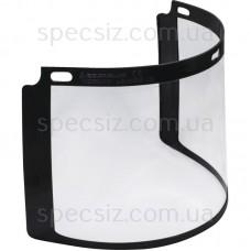 VISORPC MINI Набор из 2 защитных экранов из прозрачного поликарбоната с металлической гибкой оправой