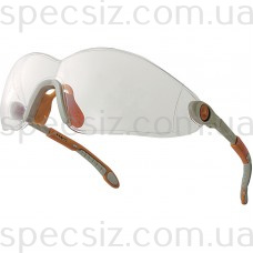 VULCANO2 CLEAR Очки из монолитного прозрачного поликарбоната