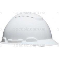 Каска 3М H-700N-VI, белый, храповик, с вентиляцией