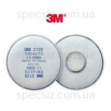 Фильтр противоаэрозольный 3M Р2 2128