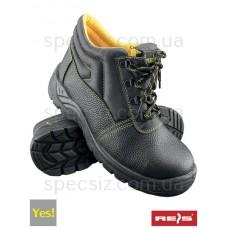 Ботинки рабочие BRYES-T-S3