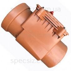 Запорный клапан наружная канализация 160