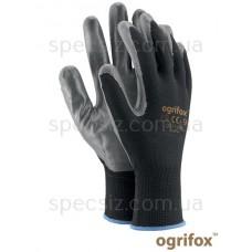 Перчатки из полиэстера, покрытые нитрилом OX-NITRICAR