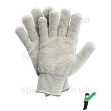 Перчатки защитные трикотажные термостойкие RJ-BAFRO