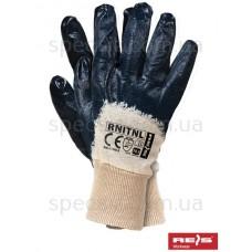 Перчатки МБС не полный облив мягкий манжет RNITNL