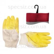 Перчатки стекольщика латекс