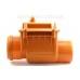 Запорный клапан наружная канализация 315